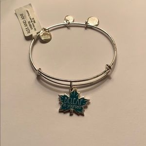 "Alex and Ani ""Beleaf In Yourself"" Bangle"